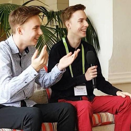 Mikkel og Emil Trier // G:talks