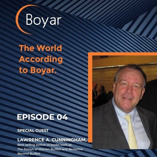The World According to Boyar: Episode 4 with Larry Cunningham