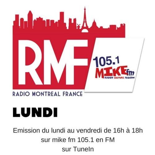 2018-06-11 Lundi RMF Radio Montreal France