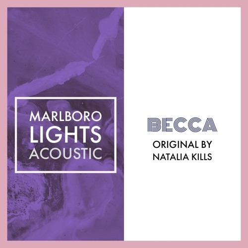 Marlboro Lights - Acoustic Cover by Becca on SoundCloud