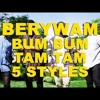 Berywam - Bum Bum Tam Tam In 5 Styles - Beatbox