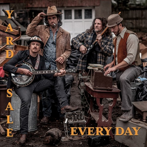 Yard Sale - It's A Doggone Shame - Radio Edit