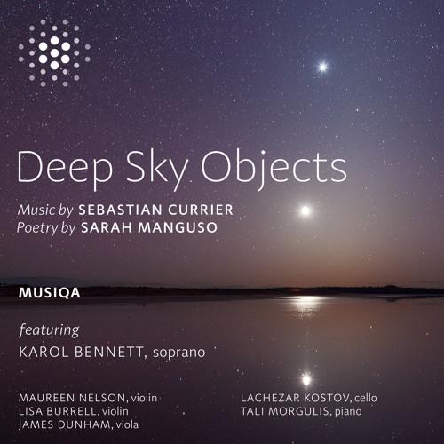 Musiqa Houston - Deep Sky Objects CD - Satellite