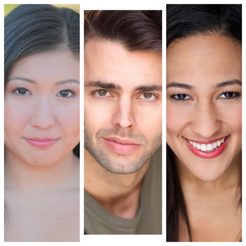 Broadway's Backbone 2nd Debut Episode 69 Guests: Riza Takahashi,Benjamin Rivera, & Alicia Charles