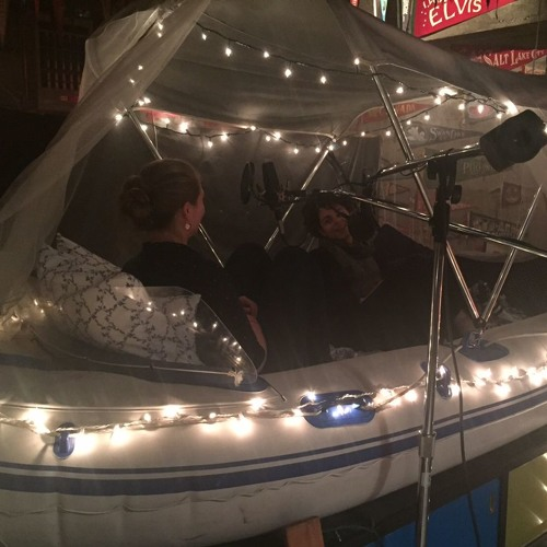 """Cozy Boat Episode 2: """"Where Do Songs Come From?"""" with Justine Lucas"""
