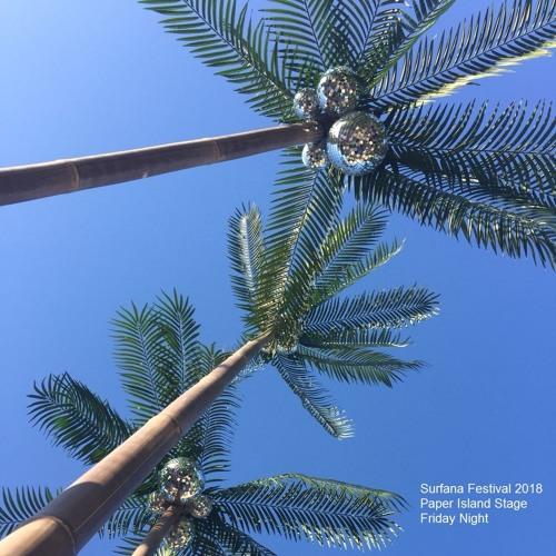 Surfana Festival 2018 - Paper Island - Friday night Live recording
