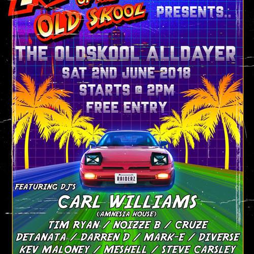 Cruze - Raiders Of The Oldskool - 2.6.2018 (Download)