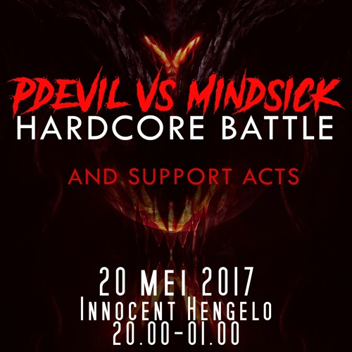 Galassia Events: Pdevil vs. Mindsick Hardcore Battle