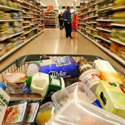 Sólo en el mes de Mayo los productos en supermercados aumentaron un 4,65%