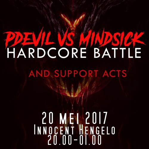 Pdevil vs. Mindsick @ Pdevil vs Mindsick Hardcore Battle