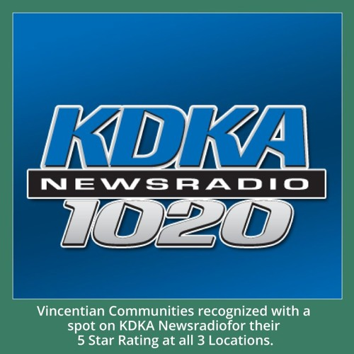 Vincentian Collaborative System - 5 Star Rating KDKA Spot