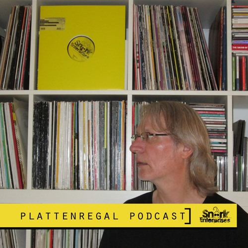 Mathias Schaffhäuser - Plattenregal Podcast