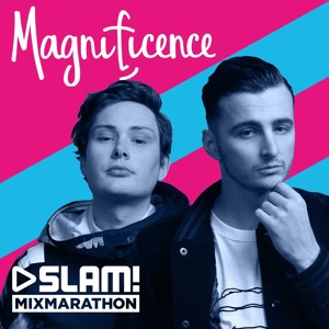 Magnificence - SLAM! Mix Marathon 2018-06-08 Artwork