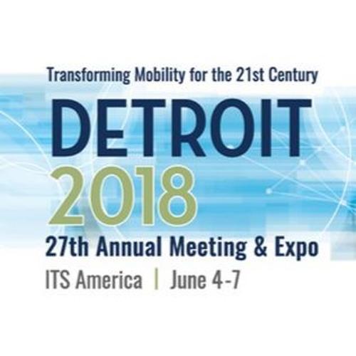 General Motors Regina Carto & Cem Saraydar talk to Thinking Highways Bob McQueen at Detroit 2018