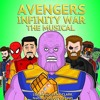 ♪ AVENGERS INFINITY WAR THE MUSICAL - Animated Parody Song.mp3