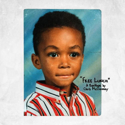 FREE LUNCH - (a beat tape by Chris McClenney)