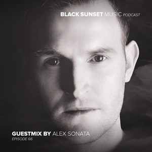 Alex Sonata - Black Sunset Music Podcast 066 2018-06-13 Artwork
