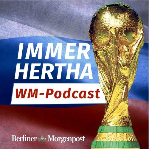 WM-Podcast, Tag 1 – Russisch Brot und los geht's!