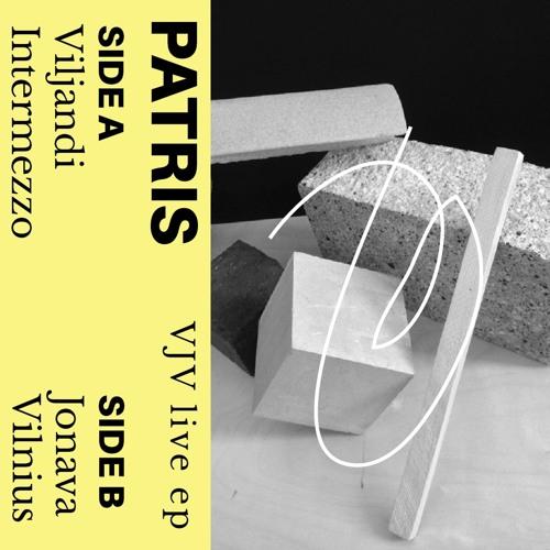[PZPLIUS002] PATRIS – VJV LIVE EP