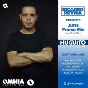Ricardo Reyna - June Promo Mix 1 2018-06-13 Artwork