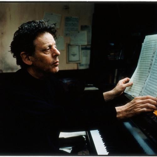 Philip Glass - Quartet Satz
