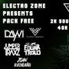Electro Zone Presents Pack Free 2k Soundcloud & 40k Youtube [15 tracks]