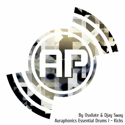 Auraphonics Essential Drums I - Kicks [By Osxilate & Djay Sway]