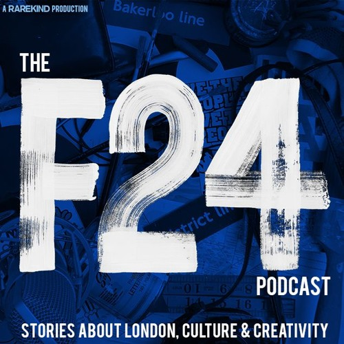 Jimi GANG Studio on the F24 Podcast