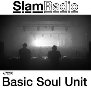 Basic Soul Unit - Slam Radio 298 2018-06-14 Artwork