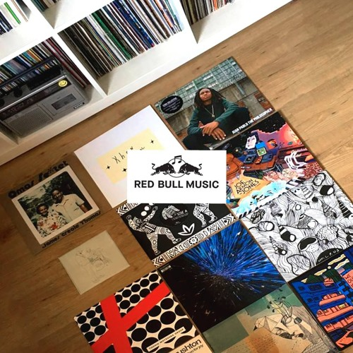 Reykjavik606 present:  The New Sound of London Jazz. Red Bull Music mix