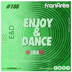 Fran Ares - Enjoy & Dance 2018-06-15 Artwork