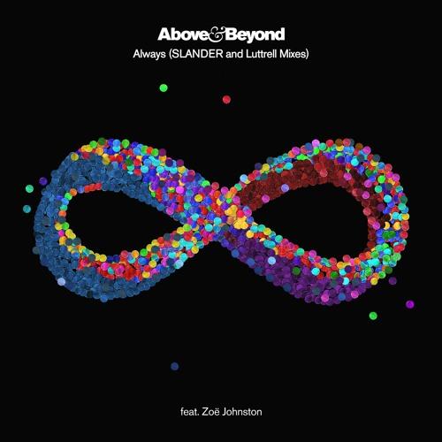 Above & Beyond feat. Zoë Johnston - Always (Luttrell Remix)