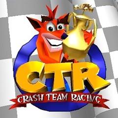 Crash Team Racing - Oxide Station (pre-console mix)