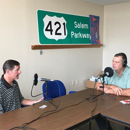 Downtown Winston-Salem Podcast - Blue Ridge Cloud