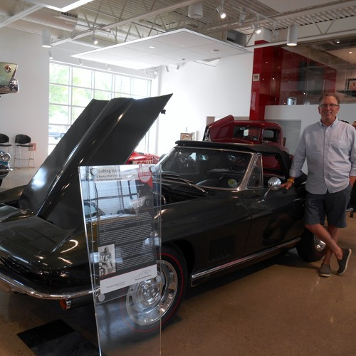 Bart Starr's Super Bowl I MVP Corvette comes home