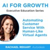 AI For Growth: Automating Customer Service With Human-Like Virtual Agents (Rachael Rekart, Autodesk)