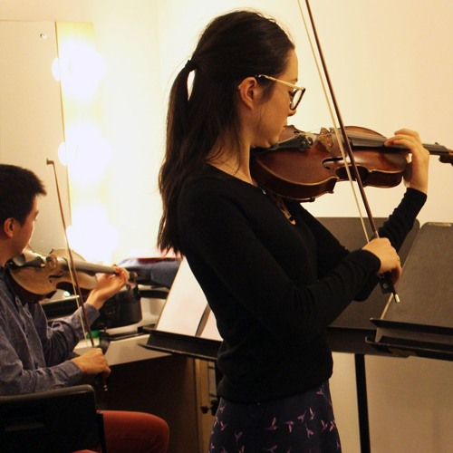 Meet the AYO Episode 8 | Emily Beauchamp & James Chen, violinists