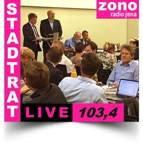 Hörfunkliveübertragung (Teil 1) der 45. Sitzung des Stadtrates der Stadt Jena am 13.06.2018