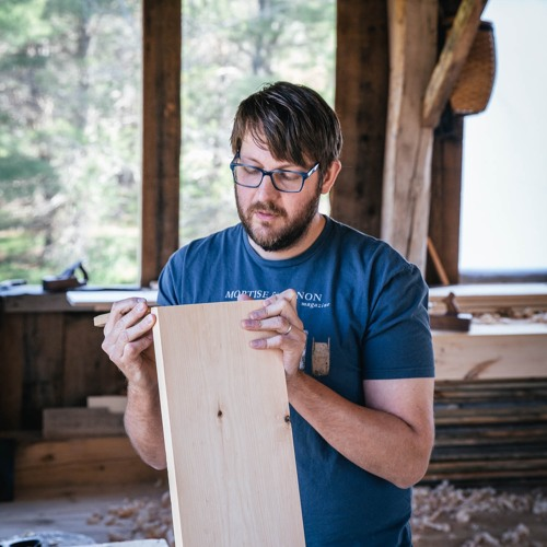 09 - Perfection in Woodworking with Jim McConnell