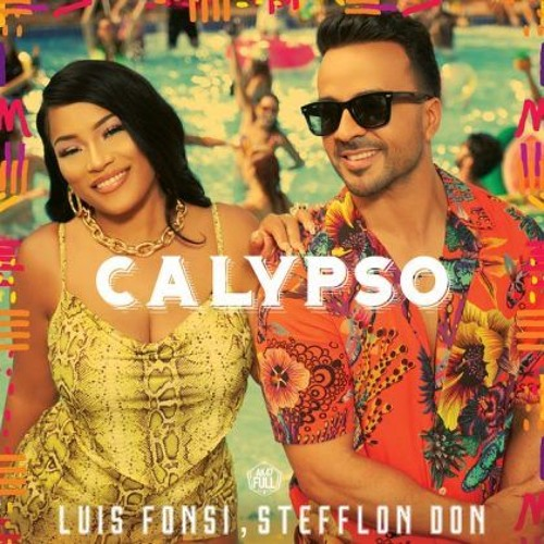 Luis Fonsi Ft Stefflon Don - Calypso