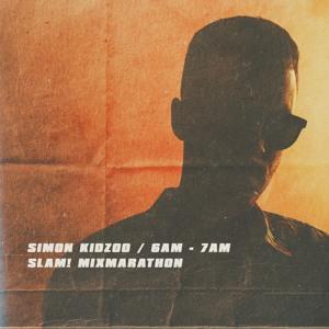 Simon Kidzoo - SLAM! Mix Marathon 2018-06-15 Artwork