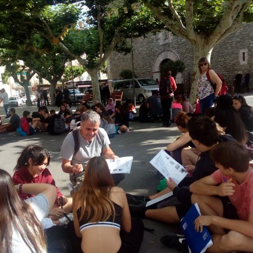 Exit de l'entorn d'aprenentatge del Canigó a Prada