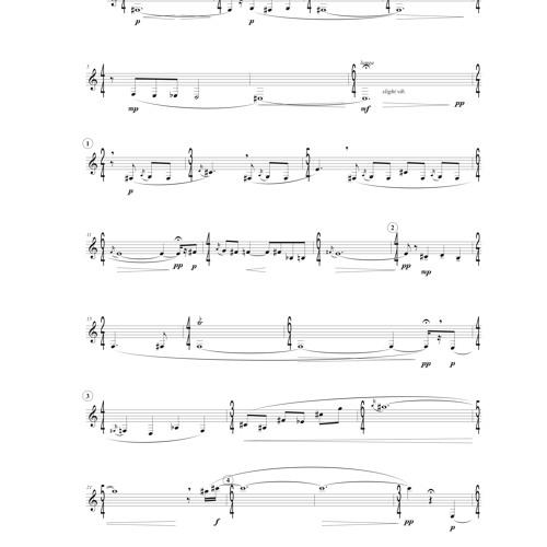 3 Short Pieces - Piece #1 - Carlos Cordeiro - Live by John