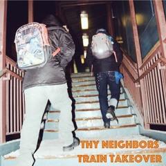 TRAIN TAKEOVER
