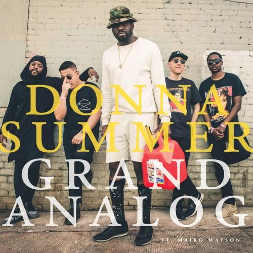 Donna Summer (feat Maiko Watson)