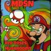 Red Roses Mushrooms