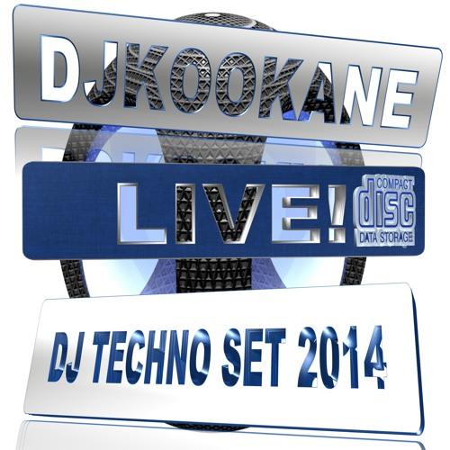 DJKOOKANE -LIVE!-DJ- TECHNO -SET- 2014