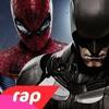 Rap Triste do Homem-Aranha, Flash e Batman - MOMENTOS COM QUEM SE FOI... | NERD HITS