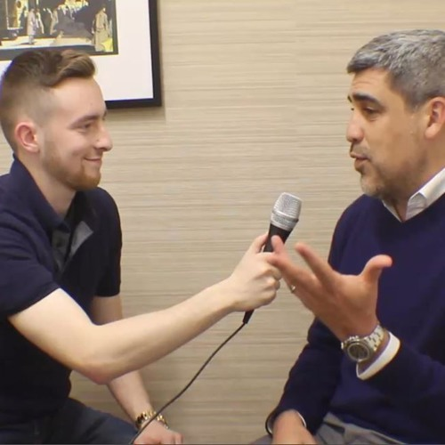 One-On-One With USMNT Soccer Legend Claudio Reyna