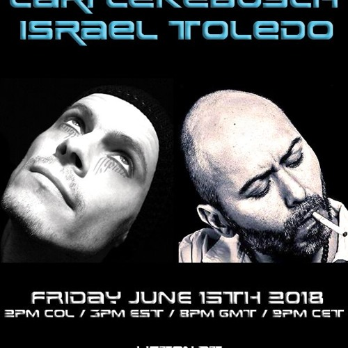 The Future Underground Show with Cari Lekebusch, Israel Toledo and Nick Bowman